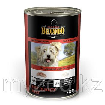 Belcando Best Quality meat ,Белькандо банки ,влажный корм для собак отборное мясо, 400 гр