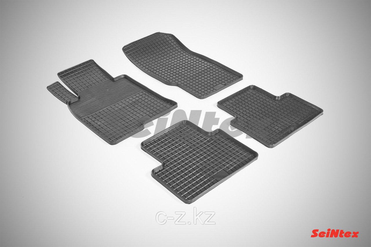 Резиновые коврики для KIA Sportage new 2010-2015