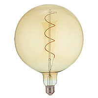 Светодиодные лампы декоративные G200 AMBER 3W E27 200LM 2700K(TL)