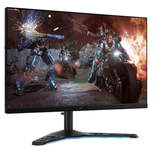 "Монитор 27"" Lenovo Y27q-20, Black, 2560x1440@165Hz, 350 кд/м2, 1000:1, H/V:178, 1ms, HDMI, DP"