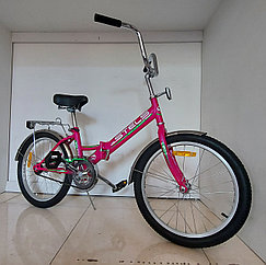 Складной велосипед Stels Pilot 310 20 колеса. Kaspi RED. Рассрочка.