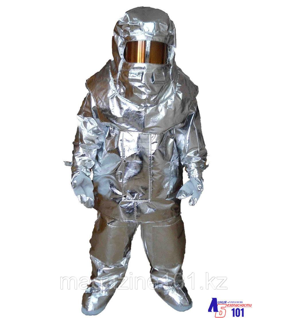 Теплоотражательная одежда для пожарных ТОК-300