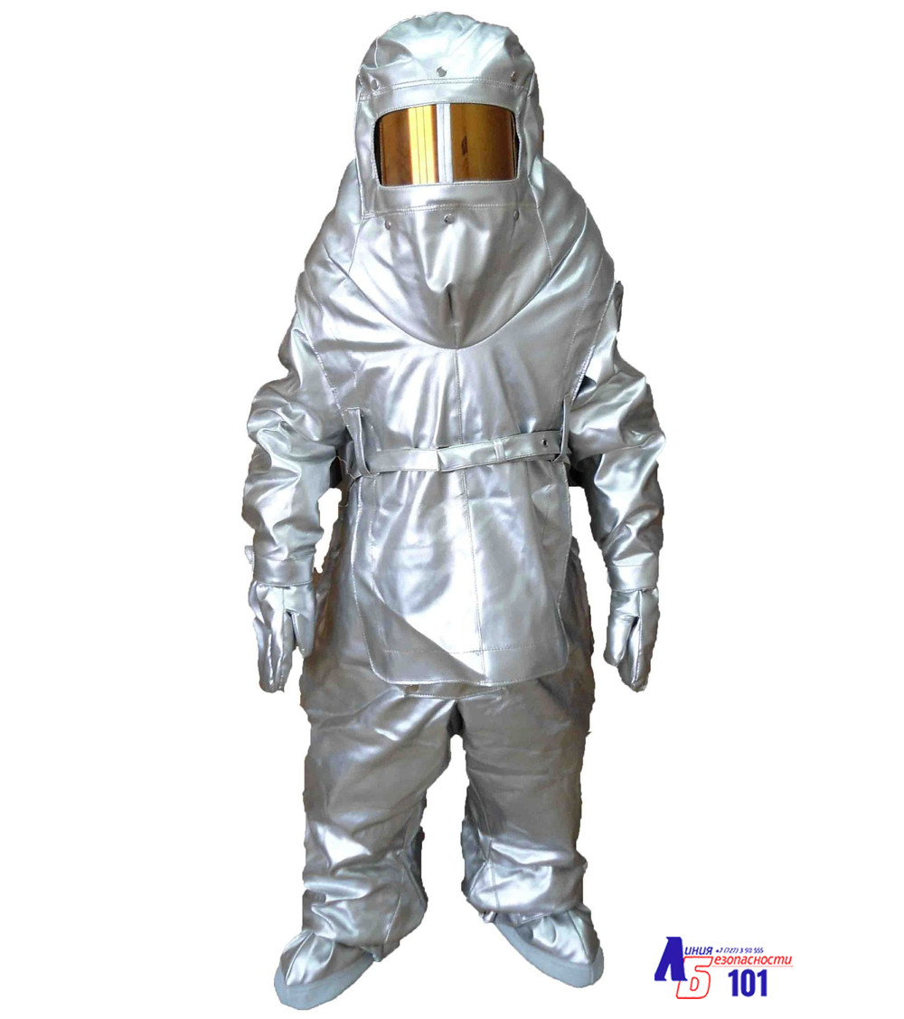 Теплоотражательная одежда для пожарных ТОК-800