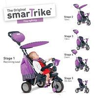 Велосипед Splash Purple c 10 мес. (Smart Trike, Израиль)