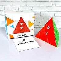 Скоростная головоломка Gan Monster Go Pyraminx
