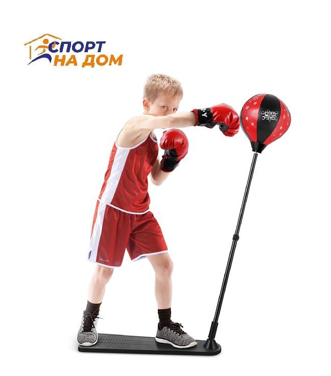 """""""Чемпионский набор"""" для бокса (110 см)"""