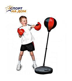 """Детский бокс """"Чемпионский набор"""" (110 см)"""