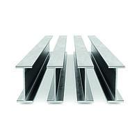 Балка стальная двутавровая 90Ш1 ст. 0 СТО АСЧМ 20-93 горячекатаная
