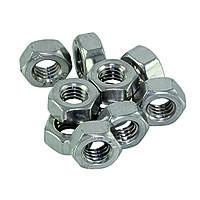 Гайка высокопрочная стальная 27 мм 35Х ГОСТ 22354-77