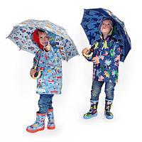Зонты и дождевики для детей