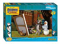 """Мозаика """"puzzle"""" 104 """"Пингвины из Мадагаскара"""" (Dreamworks)"""