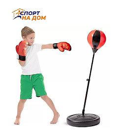 """Детский боксерский набор """"Чемпионский набор"""" (130 см)"""