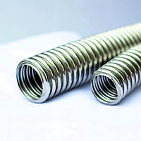 Труба стальная с полыми ребрами 18х1,2 мм ст. 45 ГОСТ 13663-86 бесшовная