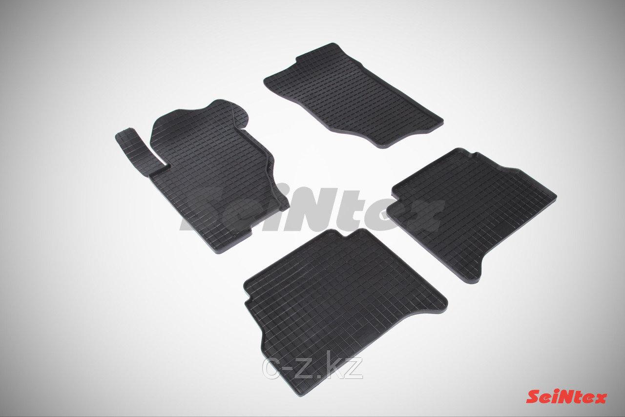 Резиновые коврики для KIA Sorento 2002-2009