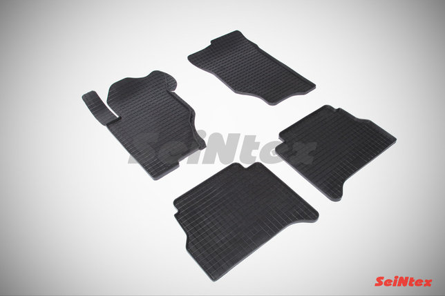 Резиновые коврики для KIA Sorento 2002-2009, фото 2