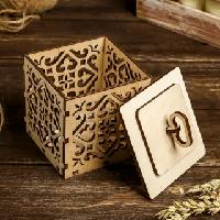Коробка для сувениров из фанеры