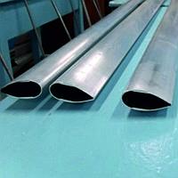 Труба стальная каплевидная 56х1 мм Ст2сп (ВСт2сп) ГОСТ 13663-86