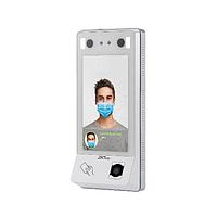 Биометрический терминал СКУД распознавания лиц со считывателем QR кода G4[QR]