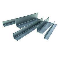 Уголок стальной равнополочный 25 250х18 мм 09Г2С-14 ГОСТ 19281-2014