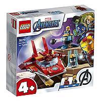 LEGO Super Heroes Железный Человек против Таноса