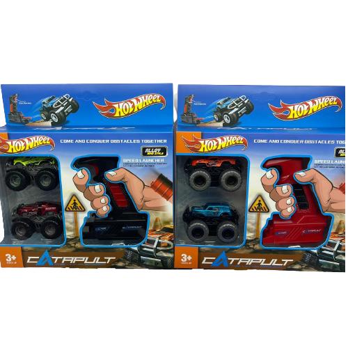 """Набор игрушечных машинок на радиоуправлении """"Hot Wheel"""" 2 шт"""