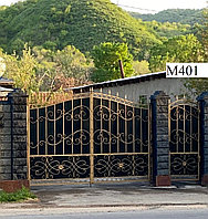 Ворота М401