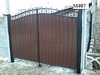 Ворота М407