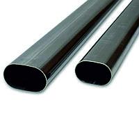 Труба стальная овальная 25х10х1 мм ст. 20 (20А; 20В) ГОСТ 32931-2015