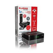 Цифровой телевизионный приемник  LUMAX  DV2104HD  DVB-T2/C  GX3235S