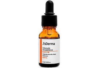 Омолаживающая сыворотка с пептидами JsDerma Returnage RG Ampoule, 15мл., фото 2