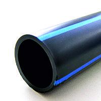 Труба полиэтиленовая ПЭ 100 ГОСТ Р 50838-2009 напорная