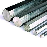Шестигранник стальной 95 мм 55С2 ГОСТ 14959-79 горячекатаный