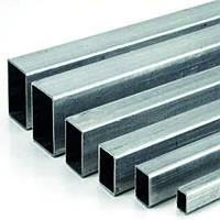 Труба стальная прямоугольная 50х35х2,2 мм 09Г2С (09Г2СА) ГОСТ 13663-86 бесшовная