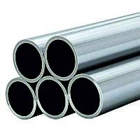 Труба титановая 121х8 мм ОТ4-1 ГОСТ 21945-76 горячекатаная