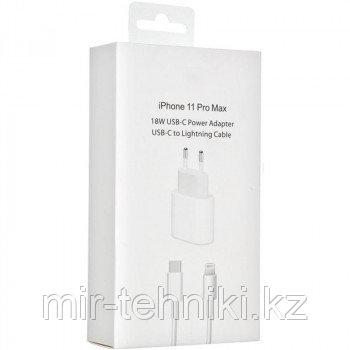 Зарядное устройство на Iphone 11/12 (Type-C) (Копия в хорошем качестве)