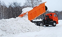 Вывоз снега Алматы