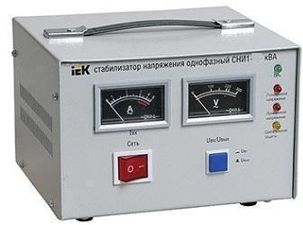 Стабилизатор напряжения СИН1-15кВА однофазный ИЭК, фото 2