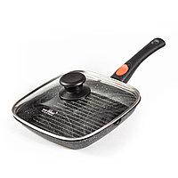 Гриль-сковорода с крышкой Nice Cooker Classic Series 24х24 см