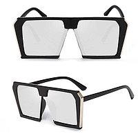 Солнцезащитные очки с зеркальными стеклами  MIU MIU 3011
