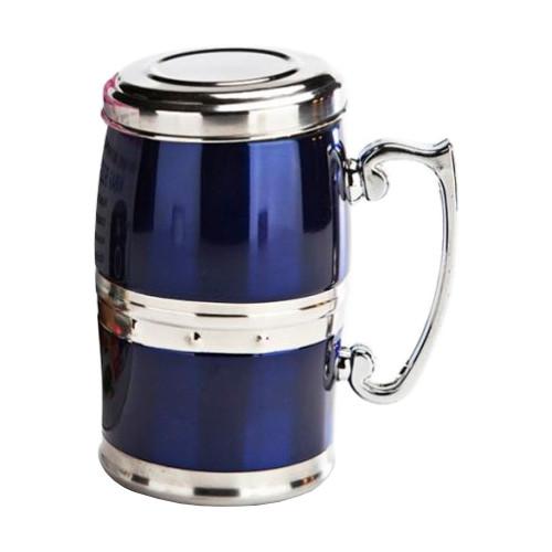 Магнитная кружка Bradex Живая Вода синяя Приятная готовка!
