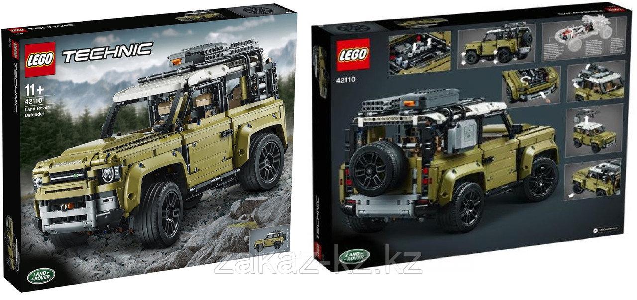 LEGO TECHNIC 42110 Land Rover Defender конструктор Лего
