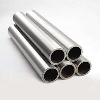 Труба никелевая 32х3,5 мм НП2 ТУ 48-21-783-85 тянутая