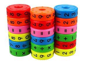 Магнитная головоломка для обучения математике Интерактивные игрушки!, фото 2