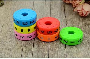 Магнитная головоломка для обучения математике Интерактивные игрушки!, фото 3
