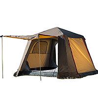 Палатка автоматическая Camping Tent (Grey/Oranje)