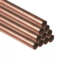 Труба медно-никелевая 14х1 мм МНЖМц30-1-1 (Мельхиор) ГОСТ 10092-2006 холоднокатаная