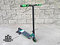 Трюковый самокат Invert Supreme Neo Green Black