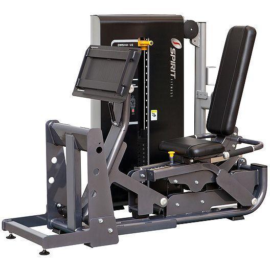 Жим ногами / голень машина Spirit Fitness DWS161-U2