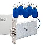 Электронный замок невидимка с GSM модулем обеспечивает дистанционное управление замком, фото 2