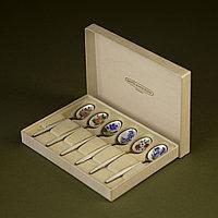 Комплект кофейных ложек Ювелирный дом David Andersen